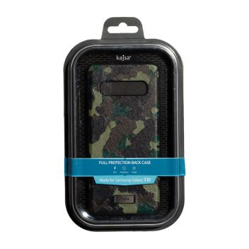 Купить ЧЕХОЛ KAJSA MILITARY FOR SAMSUNG S10