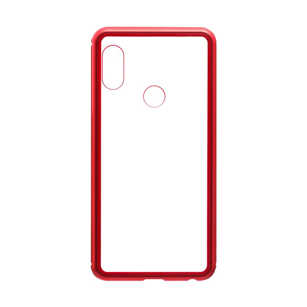 Купить ЗАДНЯЯ НАКЛАДКА MAGNETIC WITH GLASS FOR XIAOMI REDMI NOTE 5 / PRO_2