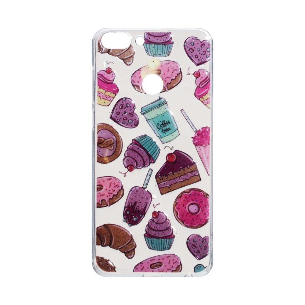 Купить TPU JUICY PRINT FOR HUAWEI P SMART_1