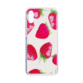 Купить TPU JUICY PRINT FOR HUAWEI Y6 2019 / HONOR 8A NO FINGER
