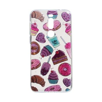 Купить ЧЕХОЛ TPU JUICY PRINT FOR MEIZU 8X