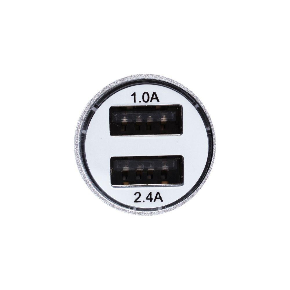 Купить АВТО USB АДАПТЕР HAMMER 2USB 2.4A_2