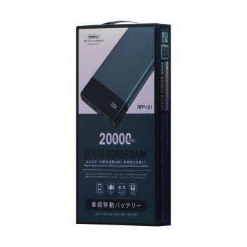 Купить POWER BOX REMAX RPP-131 RENOR 20000MAH