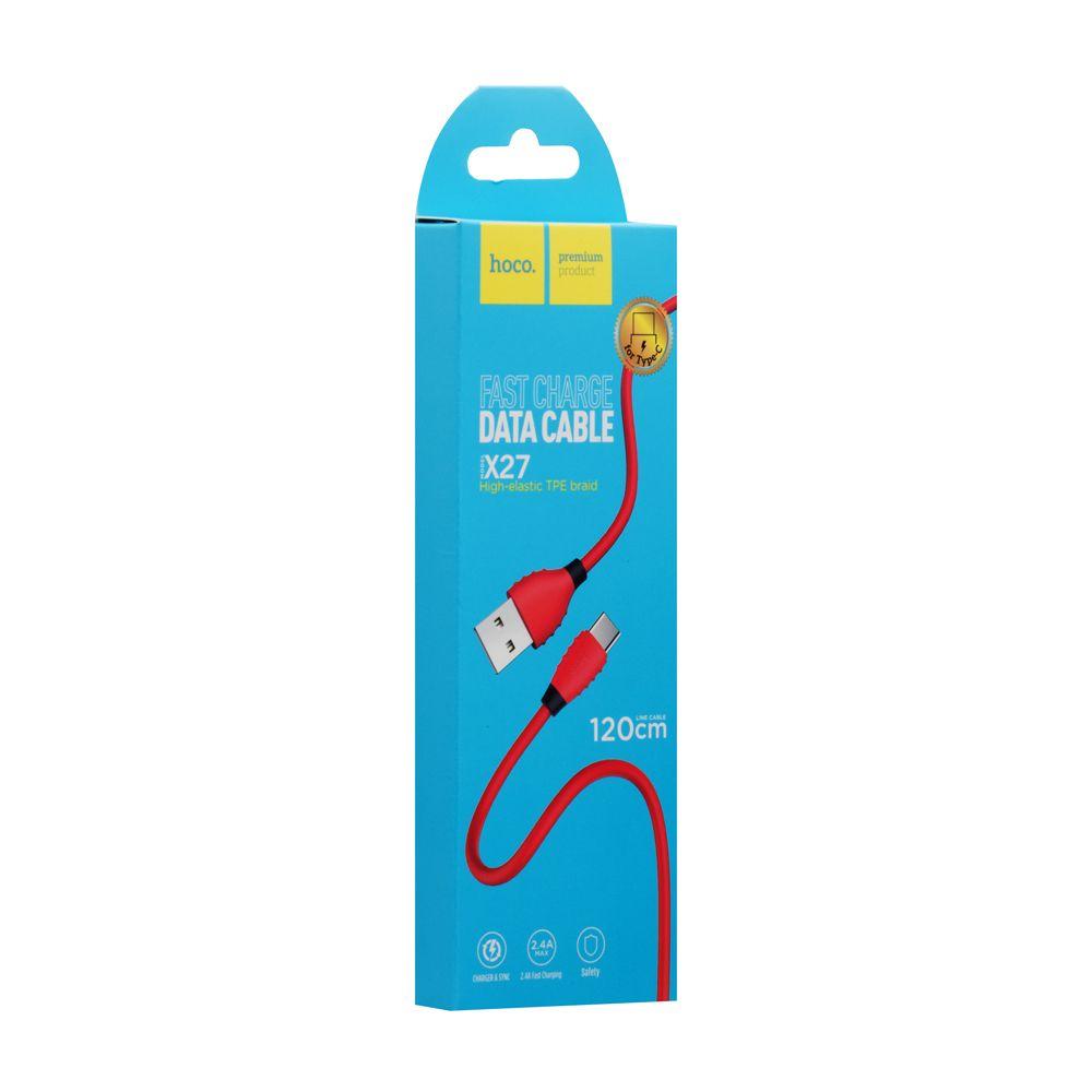 Купить USB HOCO X27 EXCELLENT TYPE-C_2
