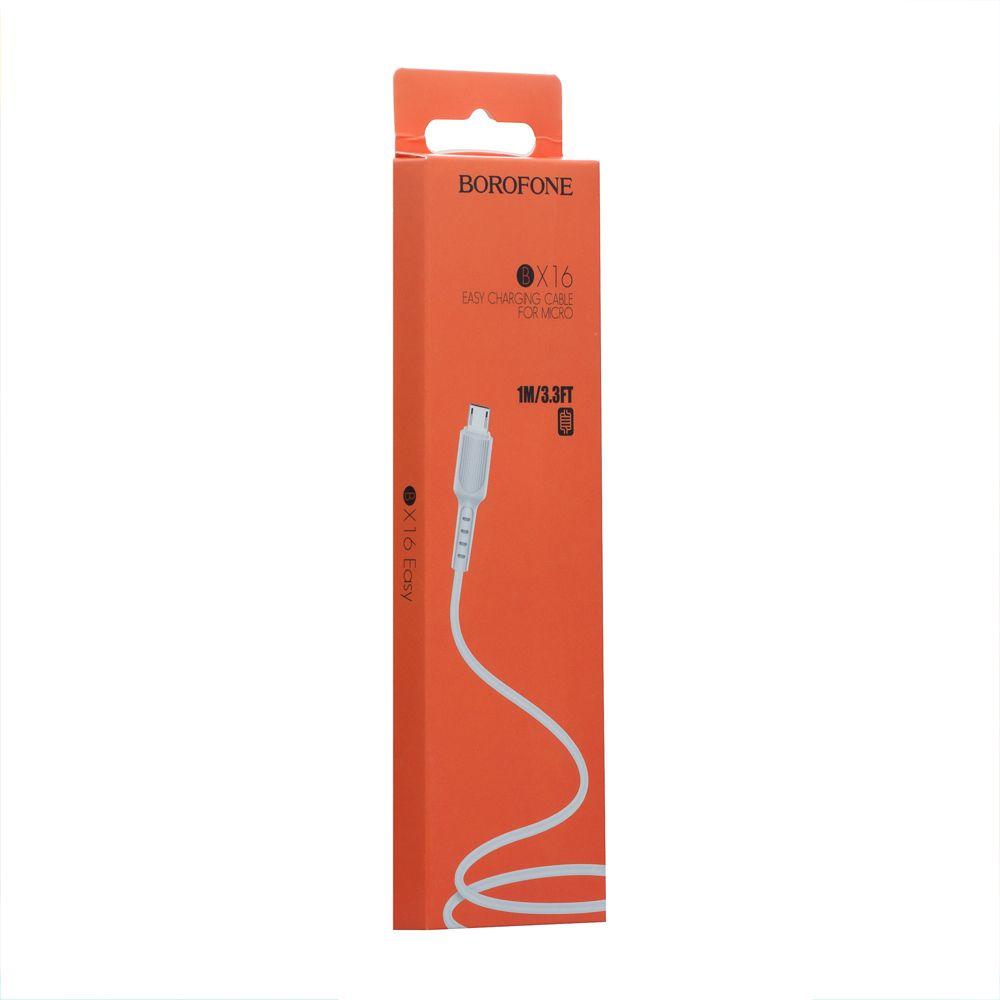 Купить USB BOROFONE BX16 MICRO_1