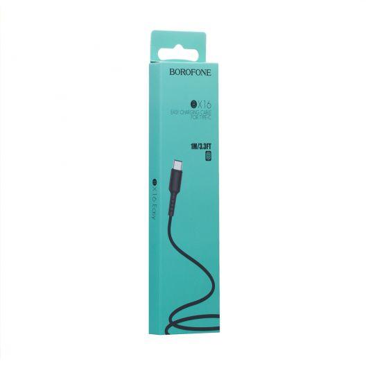 Купить USB BOROFONE BX16 TYPE-C