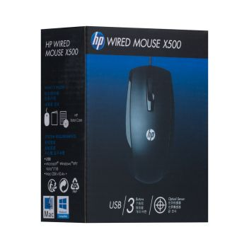 Купить USB МЫШЬ HP X-500