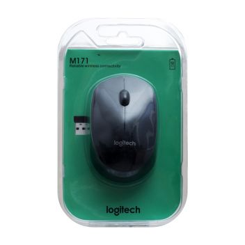 Купить WIRELESS МЫШЬ LOGITECH M171