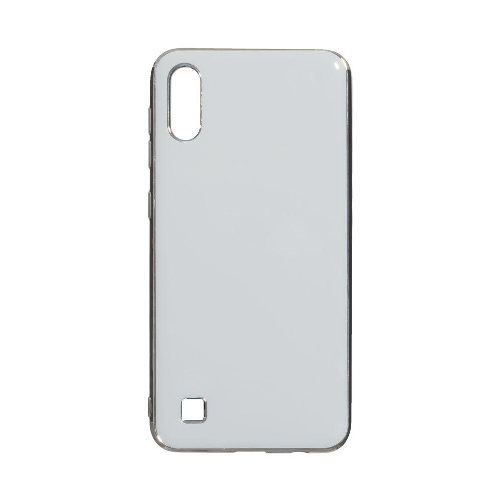 Купить СИЛИКОН CASE ORIGINAL GLASS TPU FOR SAMSUNG A10_3
