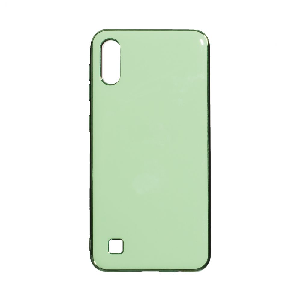 Купить СИЛИКОН CASE ORIGINAL GLASS TPU FOR SAMSUNG A10_5