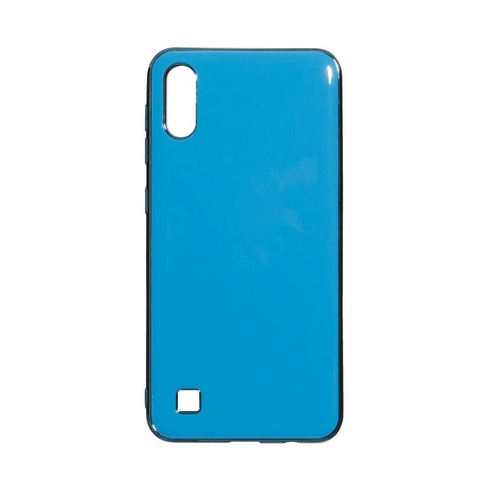 Купить СИЛИКОН CASE ORIGINAL GLASS TPU FOR SAMSUNG A10_6