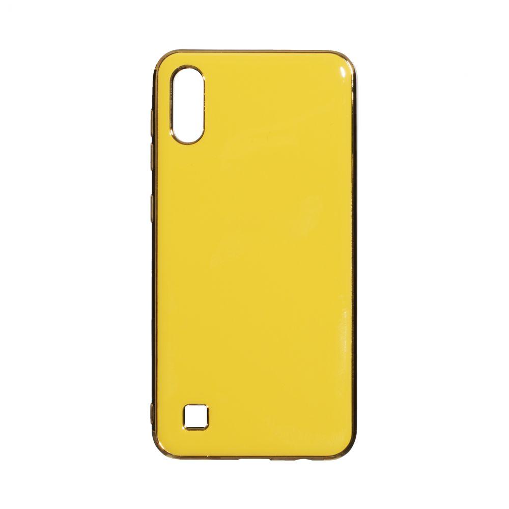 Купить СИЛИКОН CASE ORIGINAL GLASS TPU FOR SAMSUNG A10_8