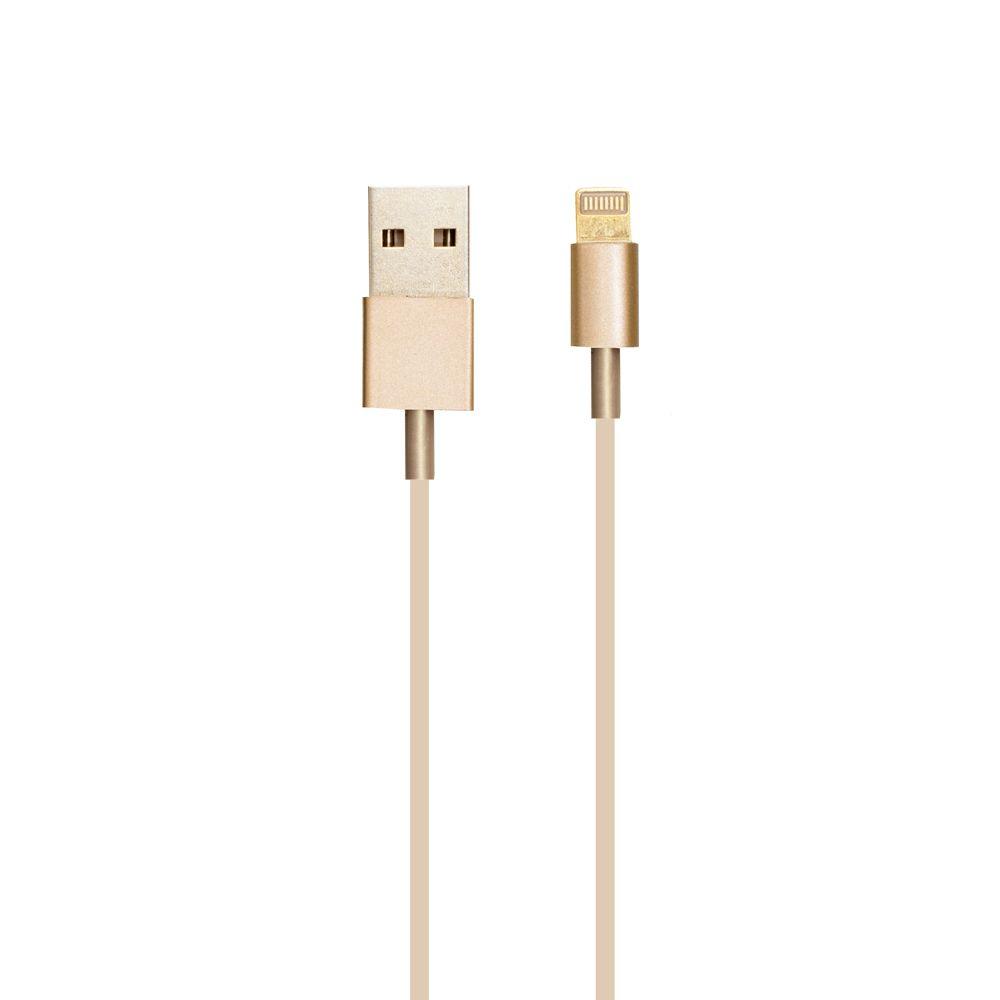 Купить USB IPHONE 5S LIGHTNING GOLD_1