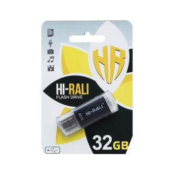 Купить USB FLASH DRIVE HI-RALI ROCKET 32GB