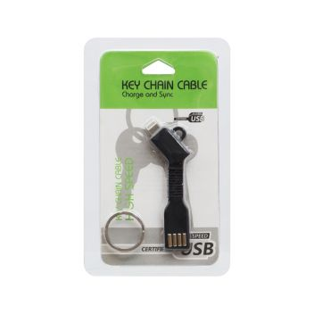 Купить USB KEY FOBS CABLE MICRO & IPHONE 5