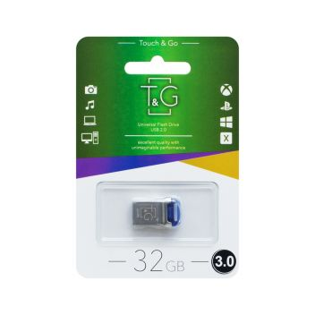 Купить USB FLASH DRIVE T&G 32GB METAL 108 3.0