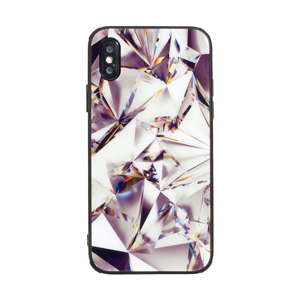 Купить СИЛИКОН CASE ORIGINAL GLASS PRINT FOR APPLE IPHONE X / XS_15