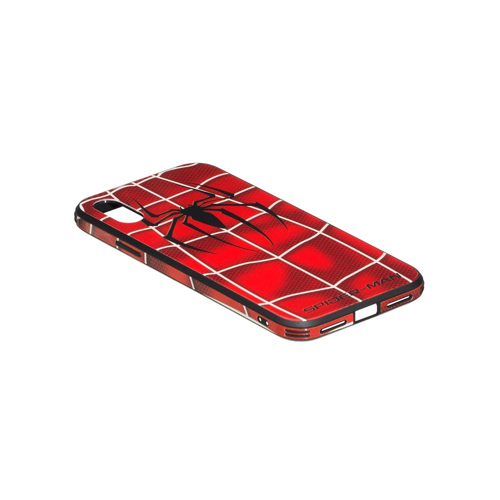 Купить СИЛИКОН CASE ORIGINAL GLASS PRINT FOR APPLE IPHONE X / XS_23