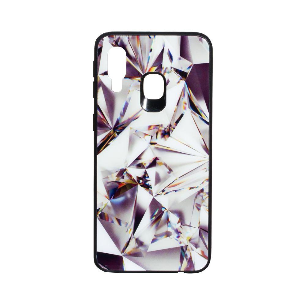 Купить СИЛИКОН CASE ORIGINAL GLASS PRINT FOR SAMSUNG A40