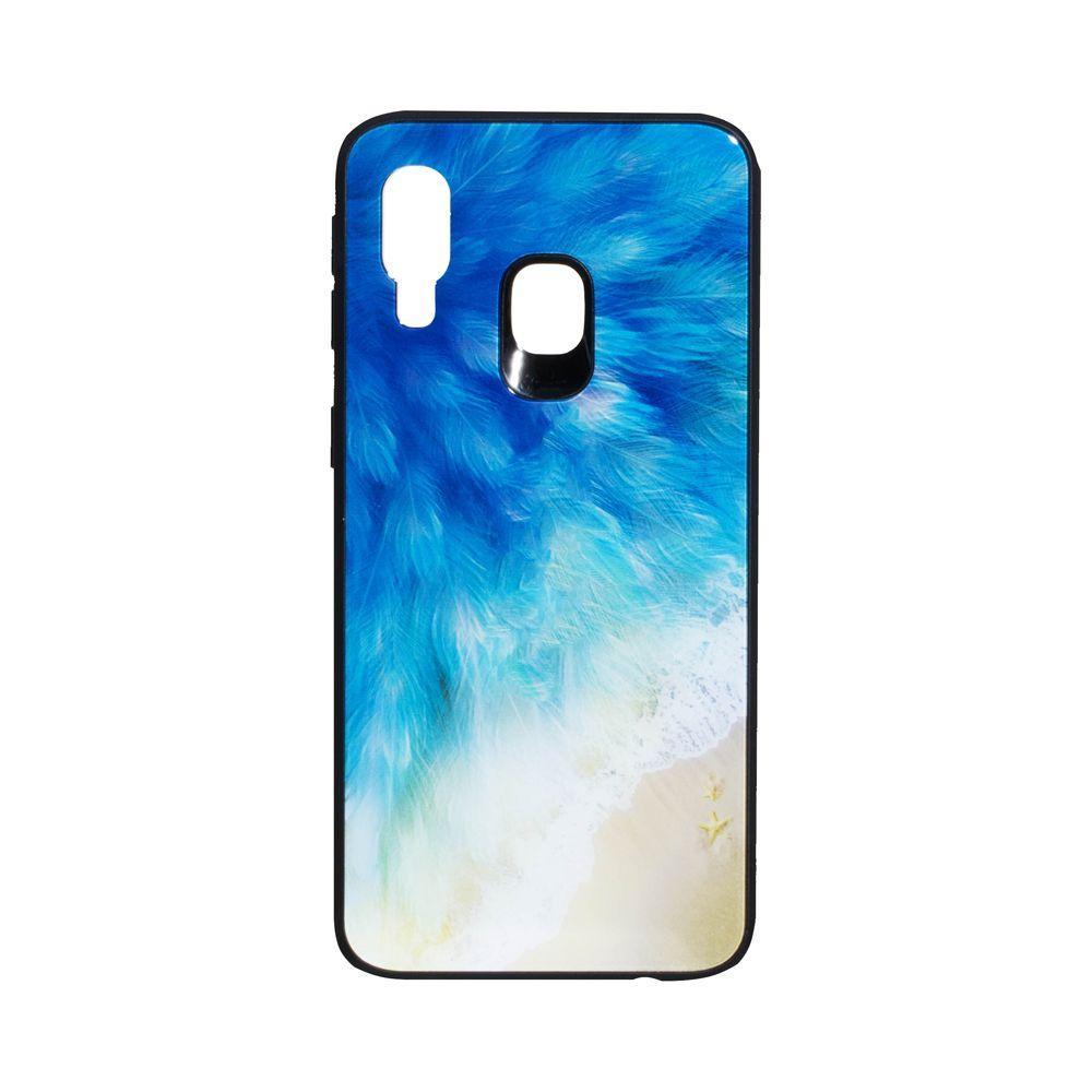 Купить СИЛИКОН CASE ORIGINAL GLASS PRINT FOR SAMSUNG A40_10