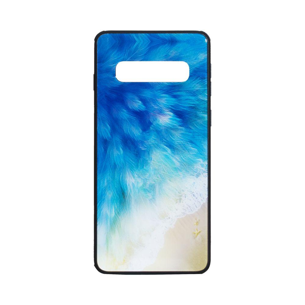 Купить СИЛИКОН CASE ORIGINAL GLASS PRINT FOR SAMSUNG S10_7