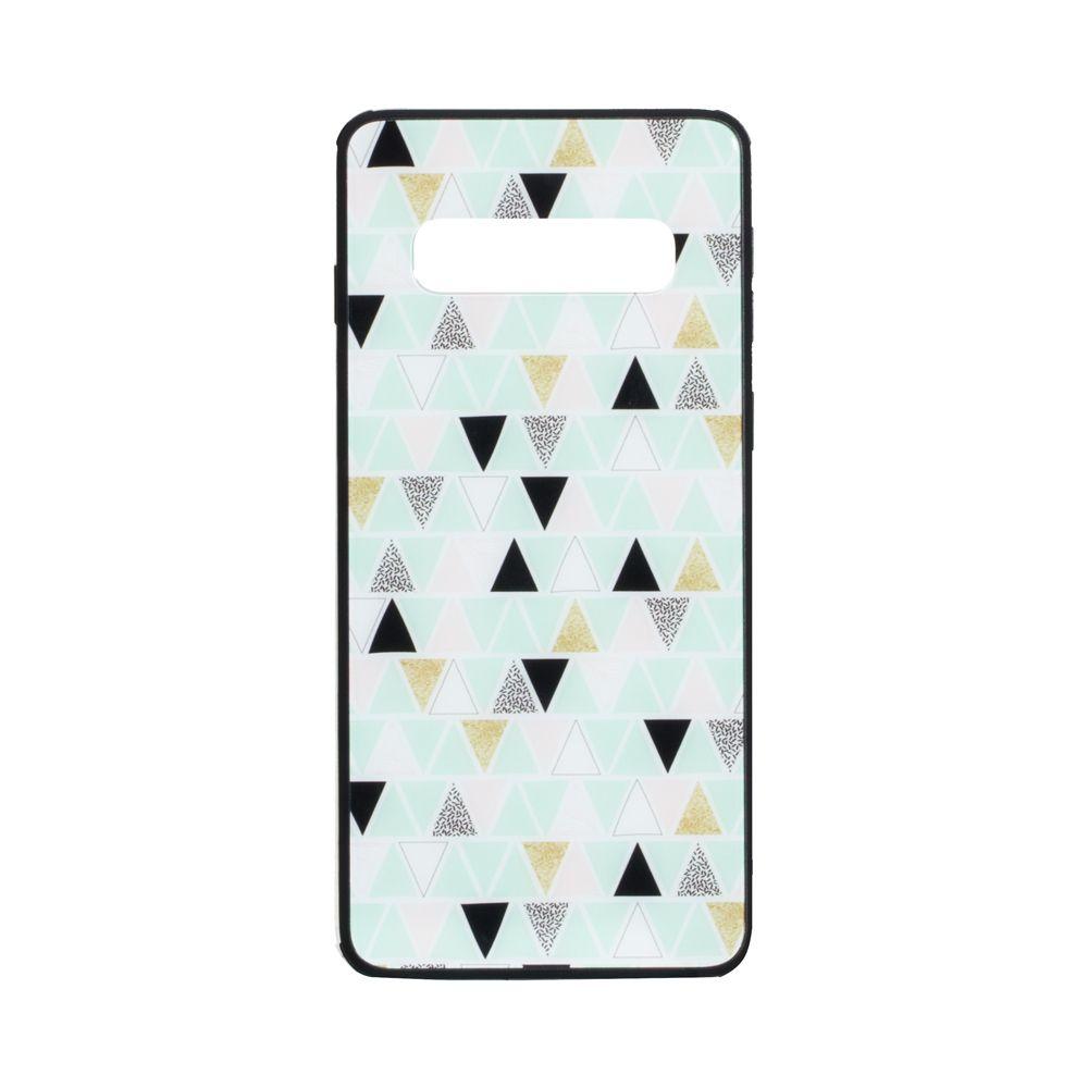 Купить СИЛИКОН CASE ORIGINAL GLASS PRINT FOR SAMSUNG S10_9