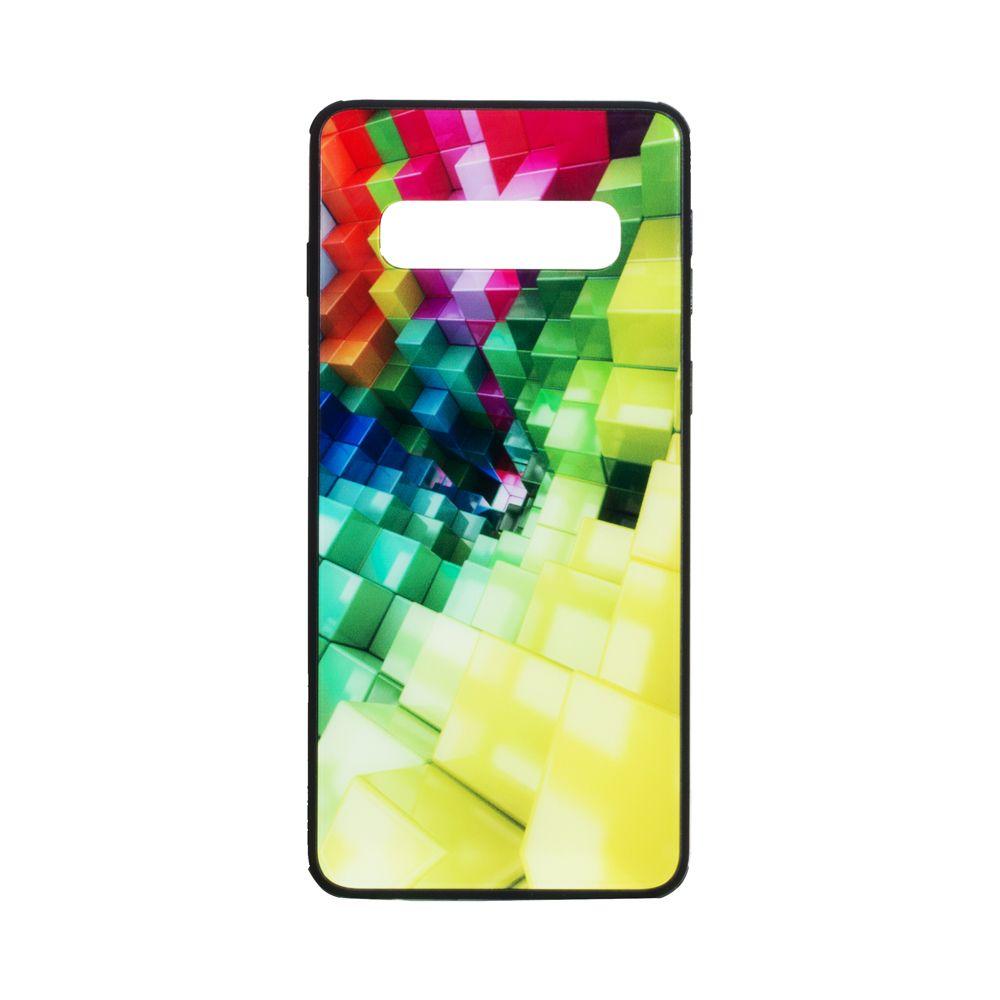 Купить СИЛИКОН CASE ORIGINAL GLASS PRINT FOR SAMSUNG S10_12