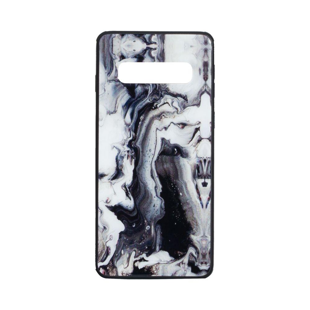 Купить СИЛИКОН CASE ORIGINAL GLASS PRINT FOR SAMSUNG S10 PLUS_7