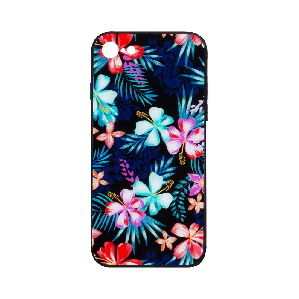 Купить СИЛИКОН CASE ORIGINAL GLASS PRINT FOR APPLE IPHONE 7G / 8G_6