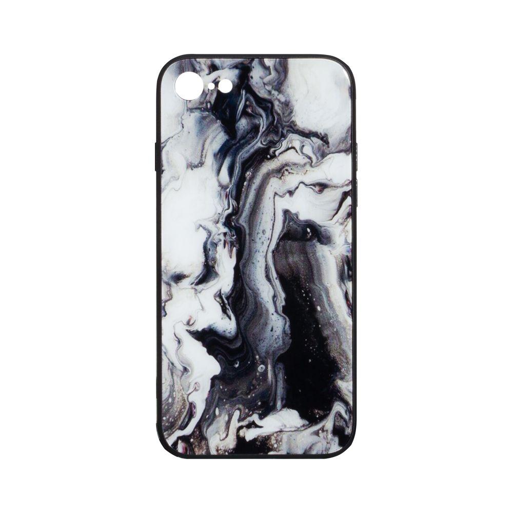 Купить СИЛИКОН CASE ORIGINAL GLASS PRINT FOR APPLE IPHONE 7G / 8G_10