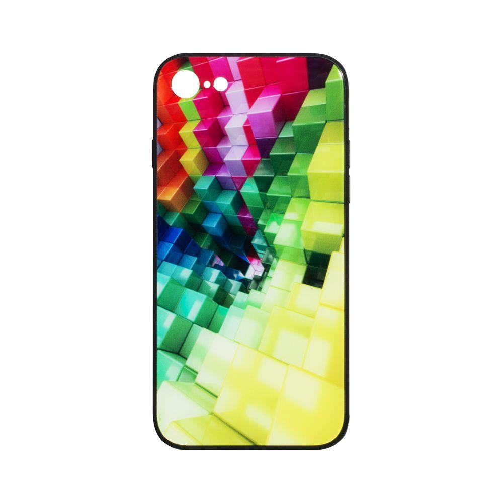 Купить СИЛИКОН CASE ORIGINAL GLASS PRINT FOR APPLE IPHONE 7G / 8G_11