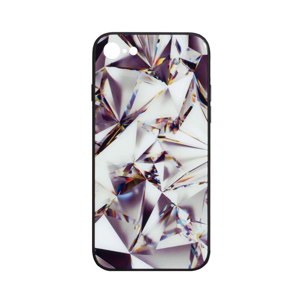 Купить СИЛИКОН CASE ORIGINAL GLASS PRINT FOR APPLE IPHONE 7G / 8G_12
