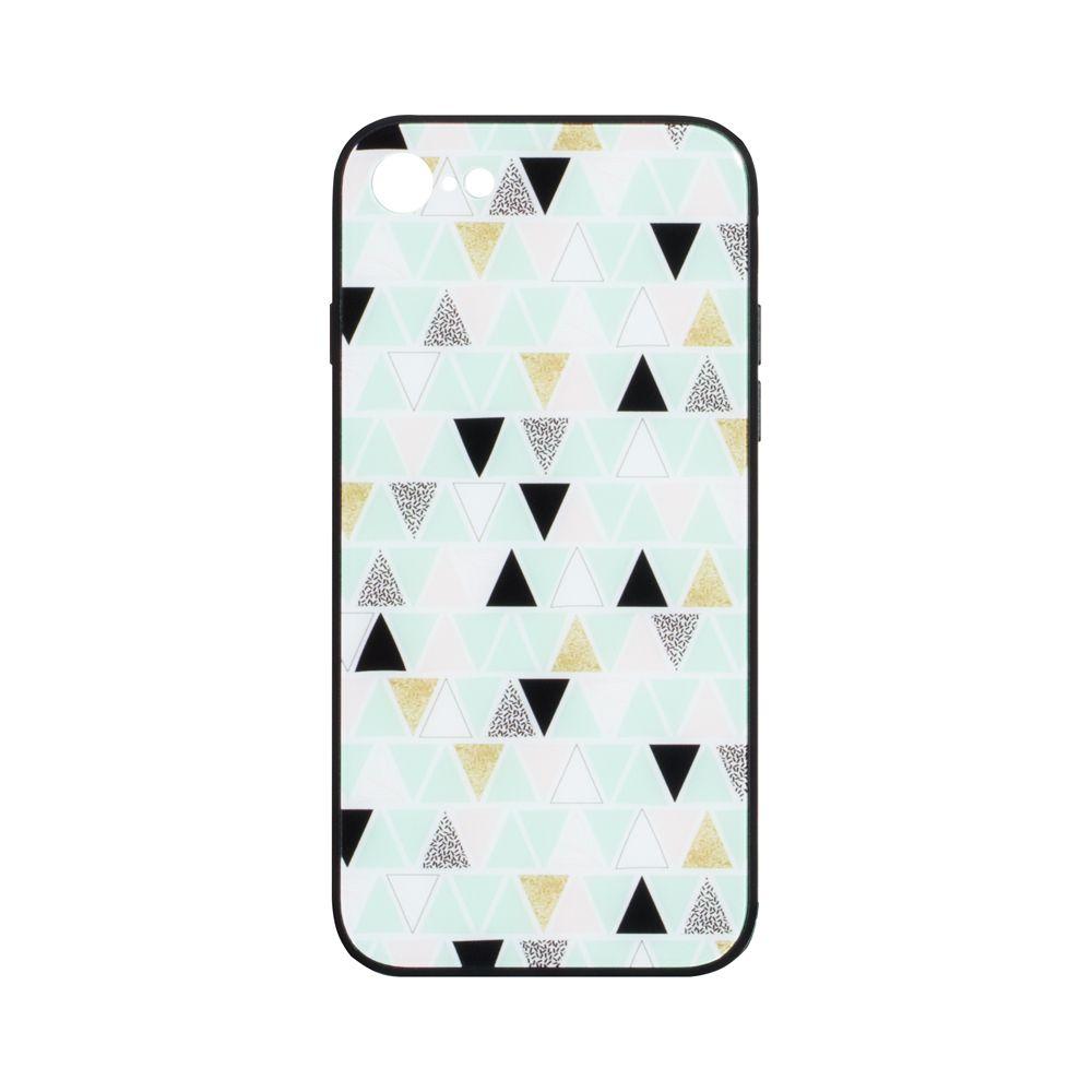 Купить СИЛИКОН CASE ORIGINAL GLASS PRINT FOR APPLE IPHONE 7G / 8G_13