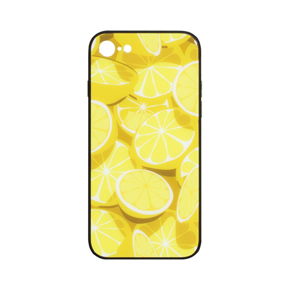 Купить СИЛИКОН CASE ORIGINAL GLASS PRINT FOR APPLE IPHONE 7G / 8G_18