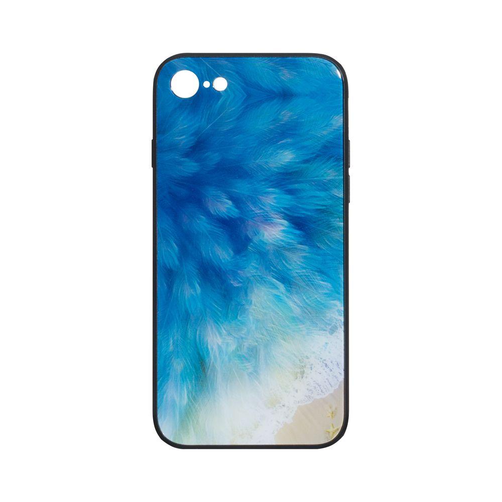 Купить СИЛИКОН CASE ORIGINAL GLASS PRINT FOR APPLE IPHONE 7G / 8G_19