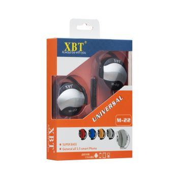 Купить НАУШНИКИ XBT M-22