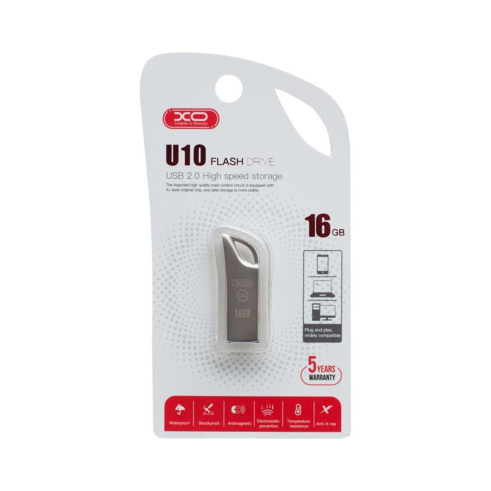 Купить USB FLASH DRIVE XO U10 16GB