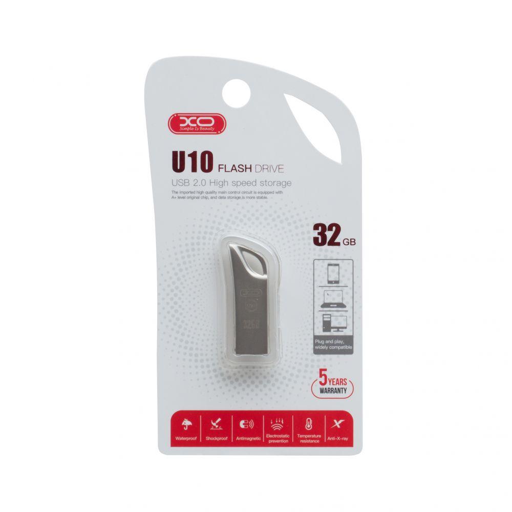 Купить USB FLASH DRIVE XO U10 32GB