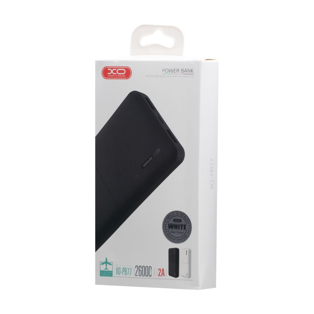 Купить POWER BANK XO PB77 26000 MAH