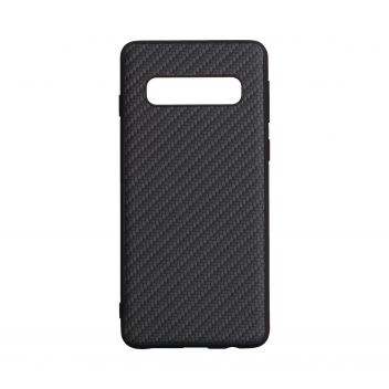 Купить ЧЕХОЛ CARBON FOR SAMSUNG S10 PLUS