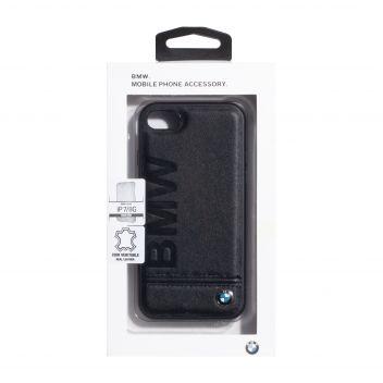 Купить ЗАДНЯЯ НАКЛАДКА BMW LEATHER FOR APPLE IPHONE 7G / 8G