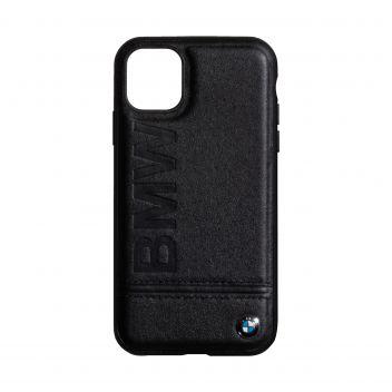 Купить ЧЕХОЛ BMW LEATHER FOR APPLE IPHONE 11 PRO MAX