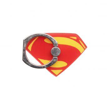 Купить КОЛЬЦО ПОДСТАВКА ДЛЯ ТЕЛЕФОНОВ SUPERMAN