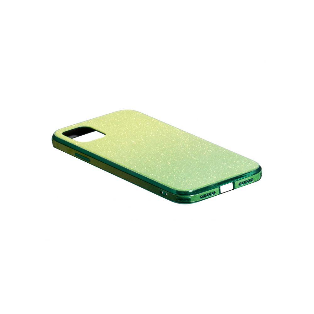 Купить ЧЕХОЛ GLASS TPU AMBRE FOR APPLE IPHONE 11_6
