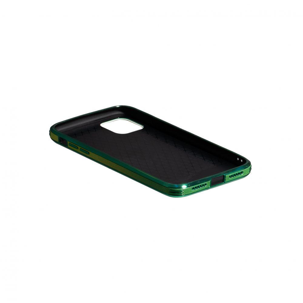Купить ЧЕХОЛ GLASS TPU AMBRE FOR APPLE IPHONE 11_8