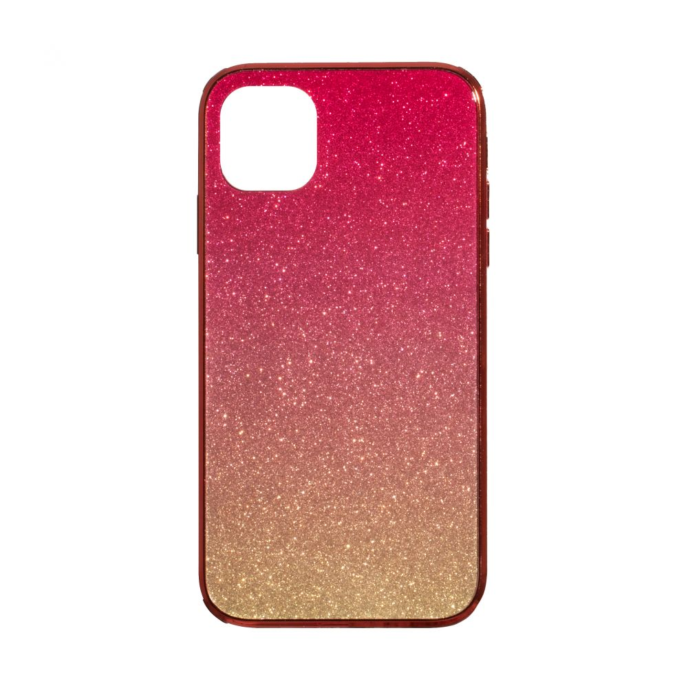 Купить ЧЕХОЛ GLASS TPU AMBRE FOR APPLE IPHONE 11_3
