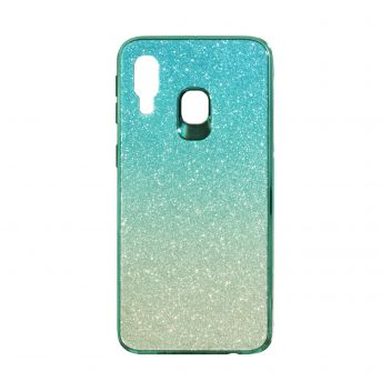 Купить ЧЕХОЛ GLASS TPU AMBRE FOR SAMSUNG A40