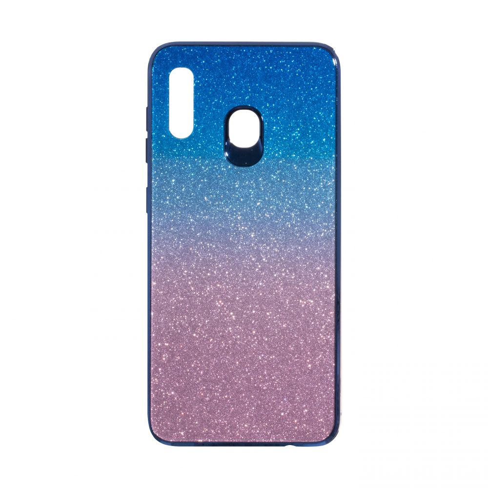 Купить СИЛИКОН CASE ORIGINAL GLASS TPU AMBRE FOR SAMSUNG A30 / A20_1
