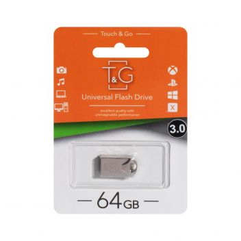 Купить USB FLASH DRIVE T&G 64GB METAL 106 3.0