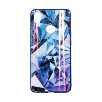 Купить СИЛИКОН CASE ORIGINAL GLASS TPU PRISM FOR SAMSUNG A10S